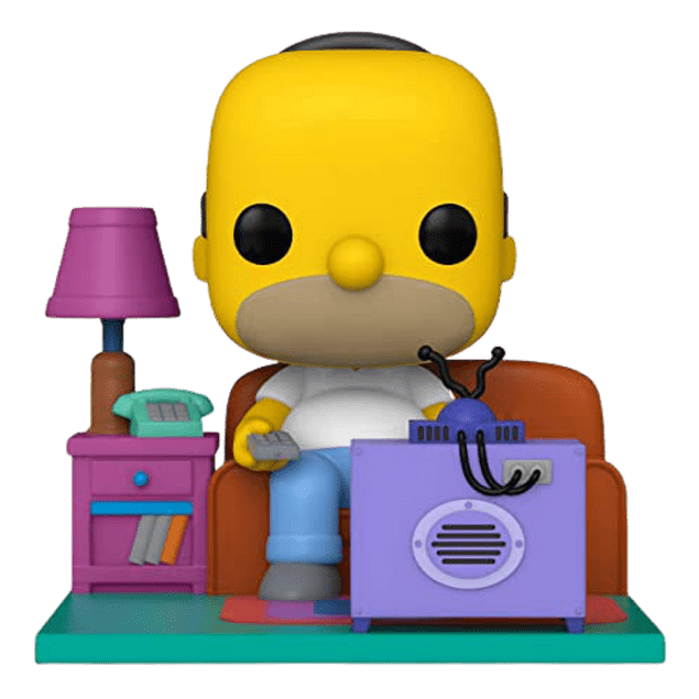 Couch Homer Funko Pop The Simpsons 909
