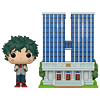 UA High School with Izuku Midoriya Funko Pop Town My Hero Academia 04
