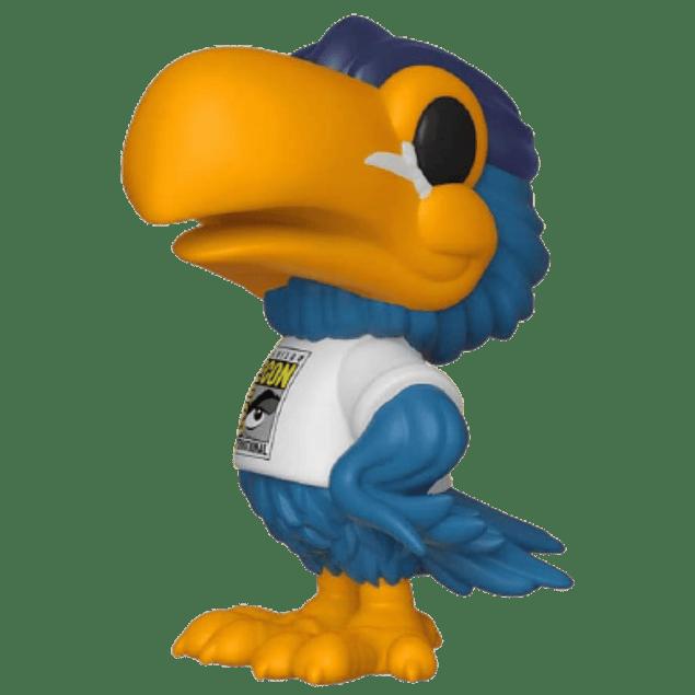 Toucan Funko Pop San Diego Comic Con 53 SDCC 2019