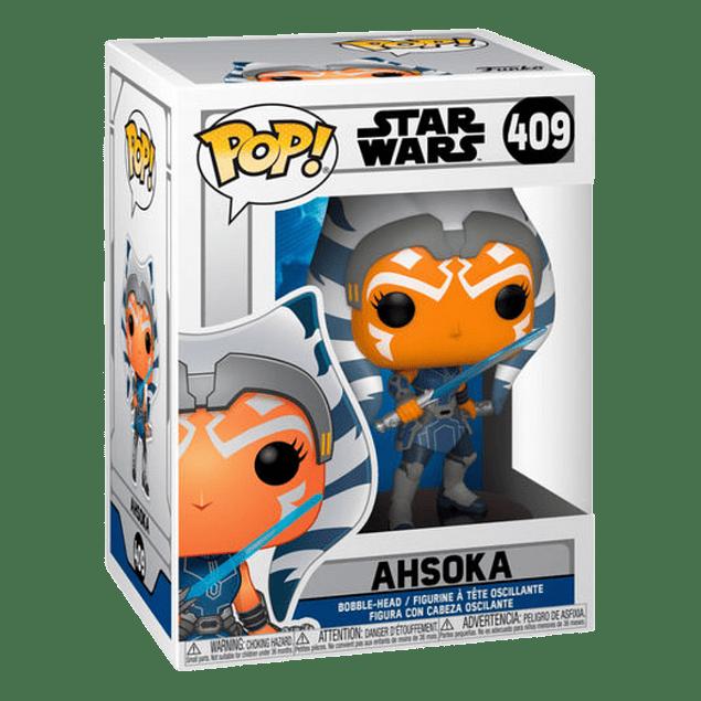 Ahsoka Funko Pop Star Wars 409