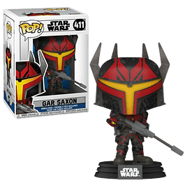 Gar Saxon Funko Pop Star Wars 411