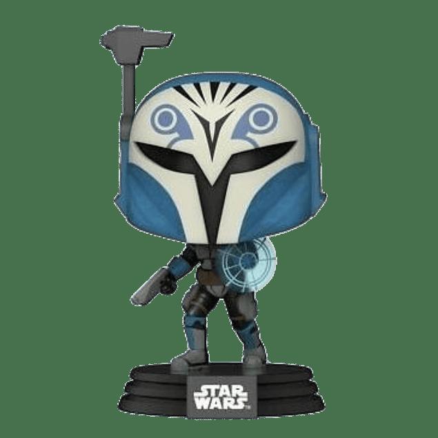 Bo-Katan Kryze Funko Pop Star Wars 412