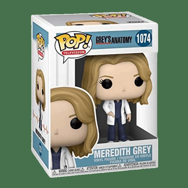Meredith Grey Funko Pop Greys Anatomy 1074