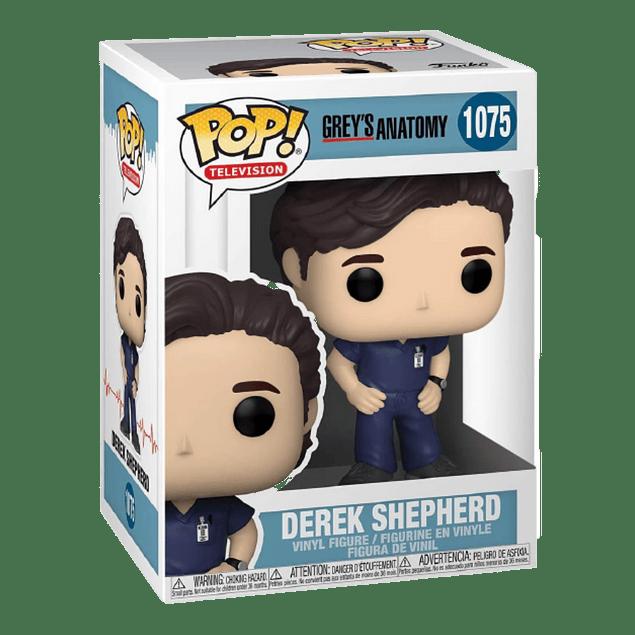 Derek Shepherd Funko Pop Greys Anatomy 1075