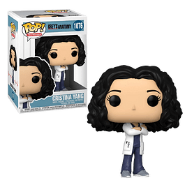 Cristina Yang Funko Pop Greys Anatomy 1076
