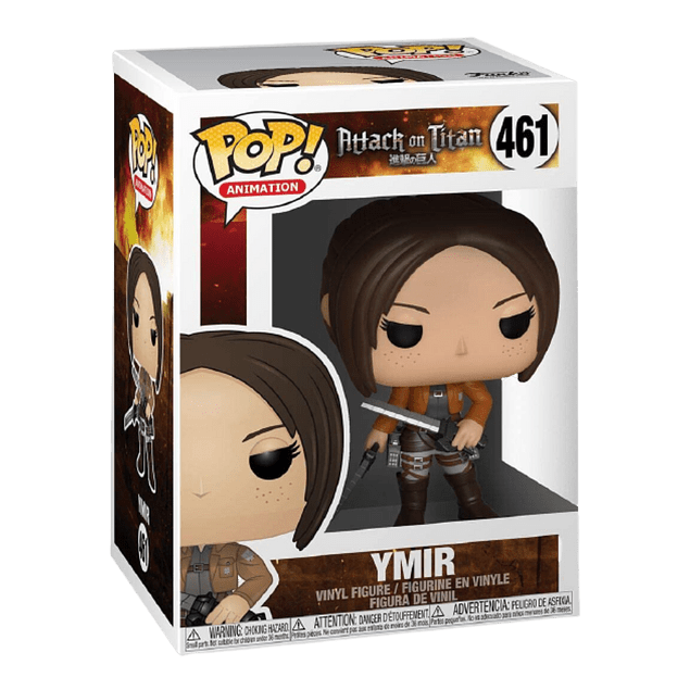 Ymir Funko Pop Attack On Titan 461