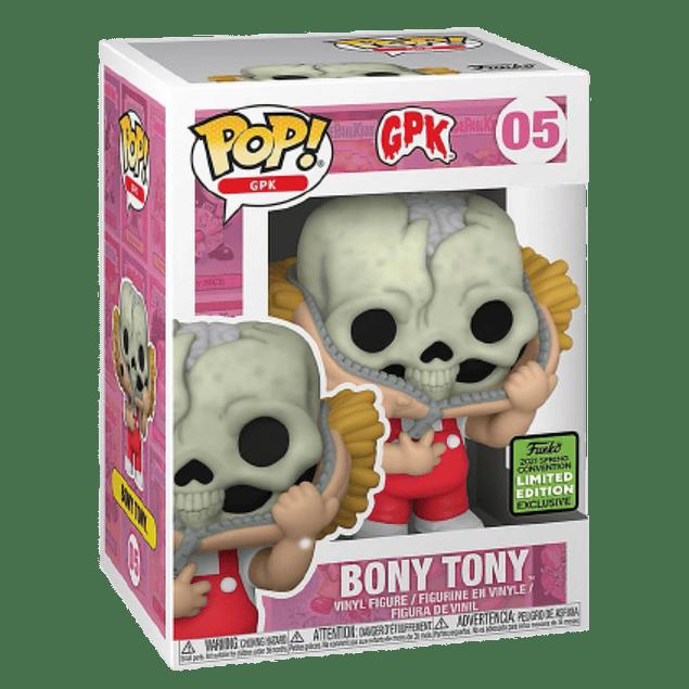 Bony Tony Funko Pop GPK 05 ECCC 2021
