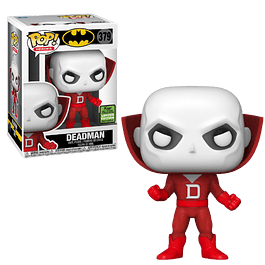 Deadman Funko Pop Batman 379 ECCC 2021