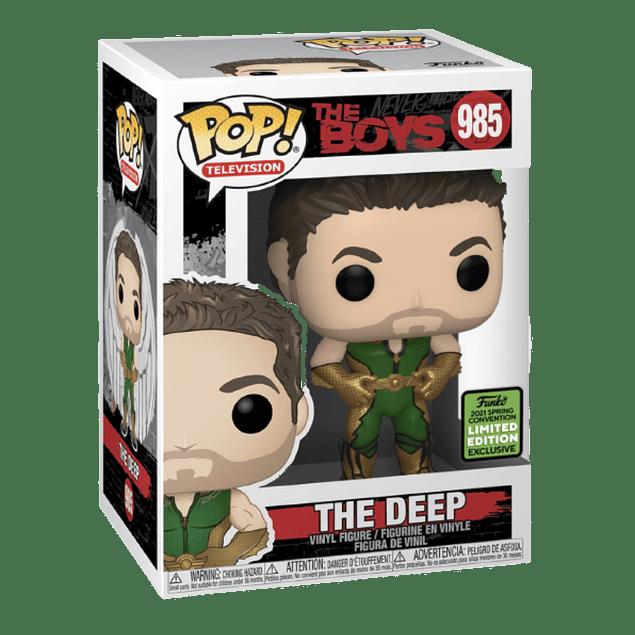 The Deep Funko Pop The Boys 985 ECCC 2021