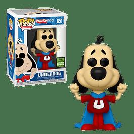 Underdog Funko Pop 851 ECCC 2021