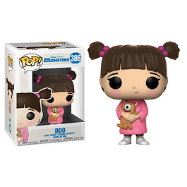 Boo Funko Pop Monsters Inc 386