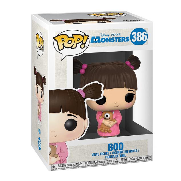 Boo Funko Pop Monsters Inc 386