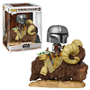 The Mandalorian And The Child On Bantha Funko Pop Star Wars 416