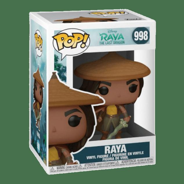 Raya Funko Pop Raya And The Last Dragon 998
