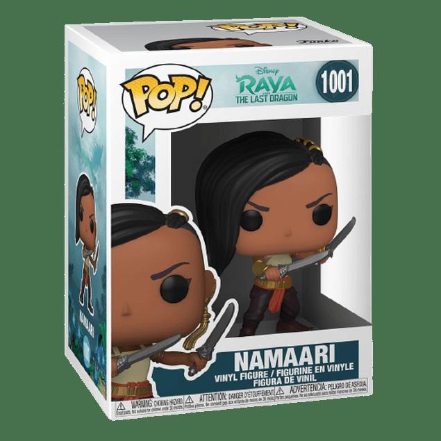 Namaari Funko Pop Raya And The Last Dragon 1001