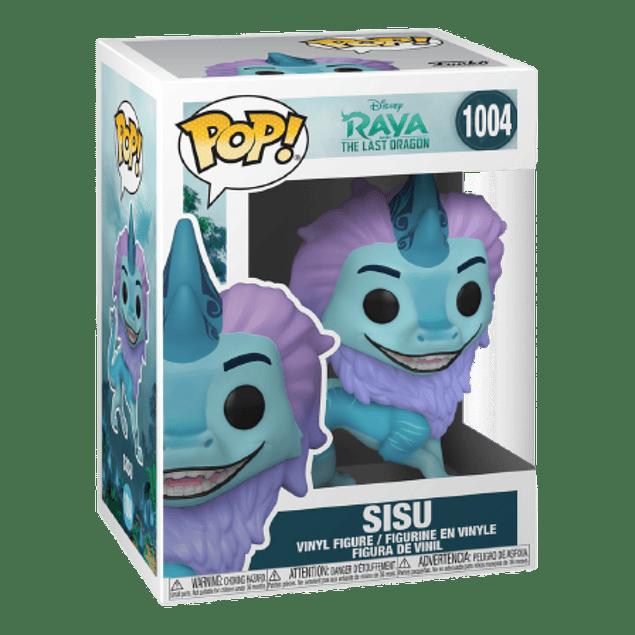 Sisu Funko Pop Raya And The Last Dragon 1004