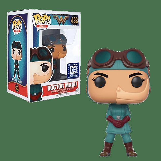 Doctor Maru Funko Pop LOC Wonder Woman 433