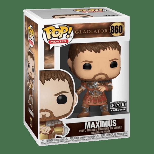 Maximus Funko Pop Gladiator 860 FYE