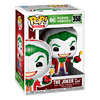 The Joker As Santa Funko Pop DC 358