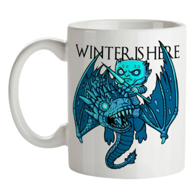 Mug Night King Game Of Thrones