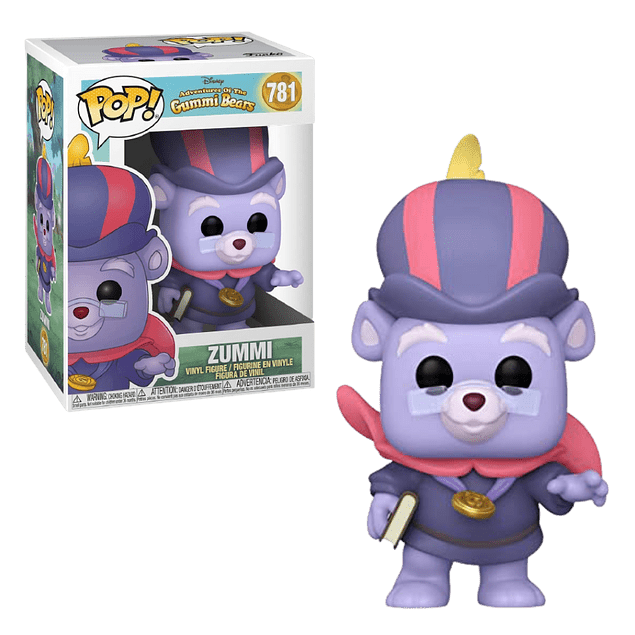 Zummi Funko Pop Gummi Bears 781