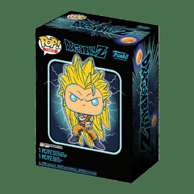 Box Funko Pop And Tee Dragon Ball Z GameStop