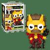 Devil FLanders Funko Pop The Simpsons 1029