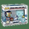 Morgan Stark Y Tony Stark Funko Pop Avengers Endgame Pop In A Box