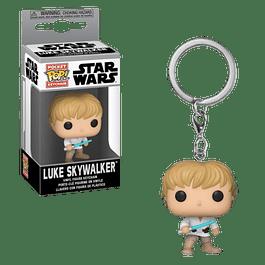 Luke Skywalker Llavero Funko Pop Star Wars