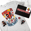 Funko Pop Marvel Collector Corps Deadpool 30th