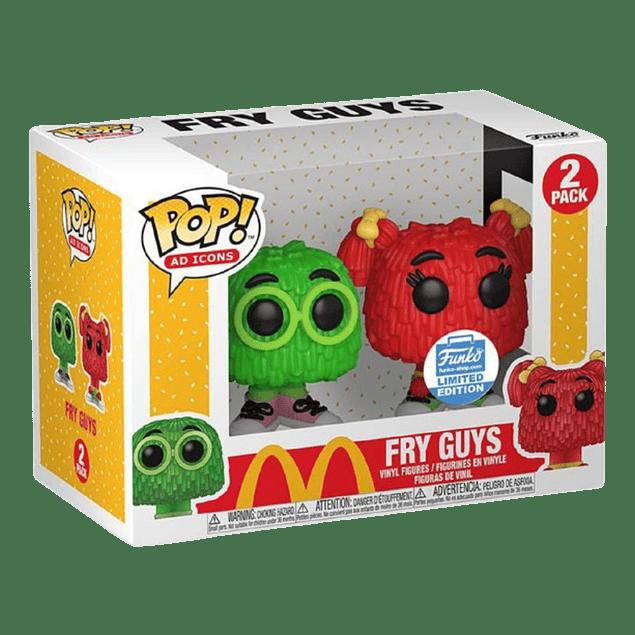 Fry Kids Funko Pop 2 Pack Funko Shop