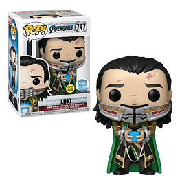 Loki Funko Pop Avengers Endgame 747 Funko Shop