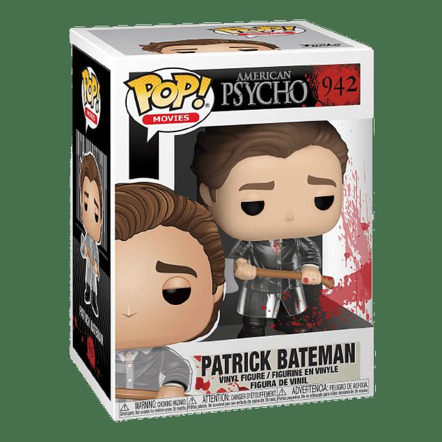 Patrick Bateman Funko Pop American Psycho 942