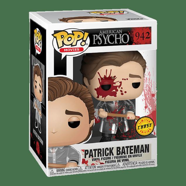 Patrick Bateman Funko Pop American Psycho 942 Chase