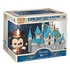 Sleeping Beauty Castle And Mickey Mouse Funko Pop Town 21