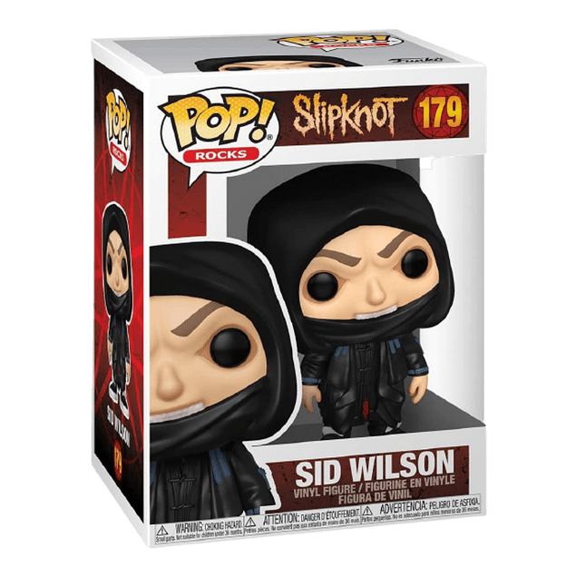 Sid Wilson Funko Pop Slipknot 179