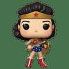Wonder Woman Golden Age Funko Pop WW80 Years 383