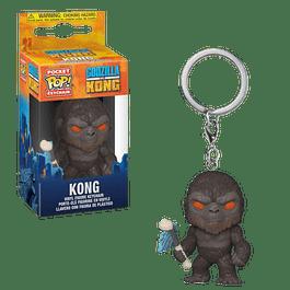 Kong Llavero Funko Pop Godzilla Vs Kong