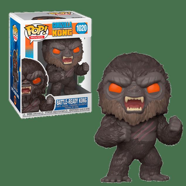 Battle-Ready Kong Funko Pop Godzilla Vs Kong 1020