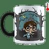 Mug Mágico Harry Potter Tipo Pop