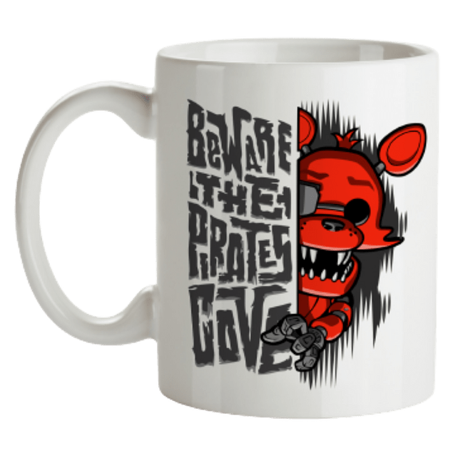 Mug Foxy FNAF