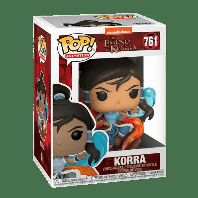 Korra Funko Pop The Legend Of Korra 761