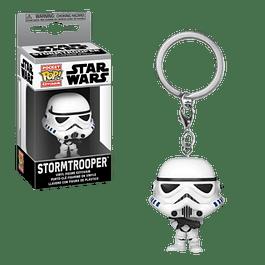 Stormtrooper Llavero Funko Pop Star Wars