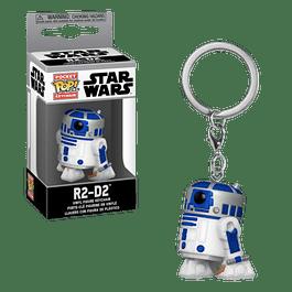 R2-D2 Llavero Funko Pop Star Wars