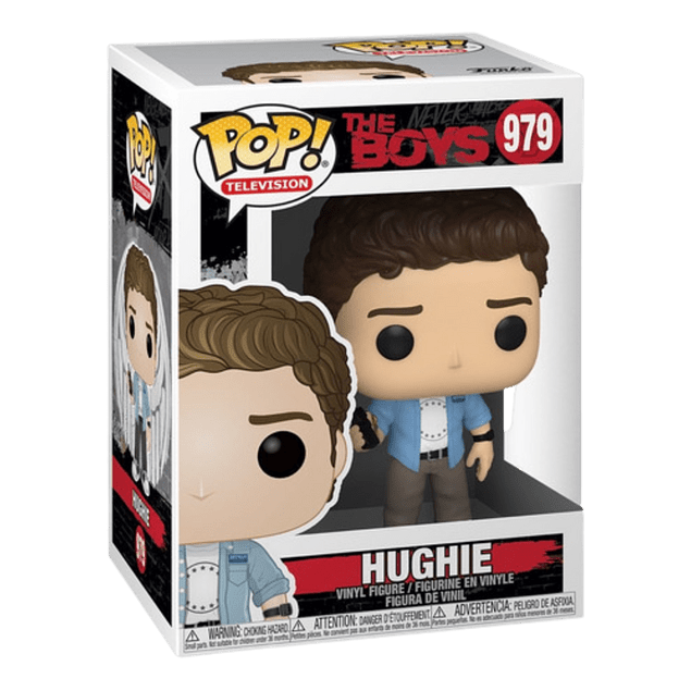 Hughie Funko Pop The Boys 979