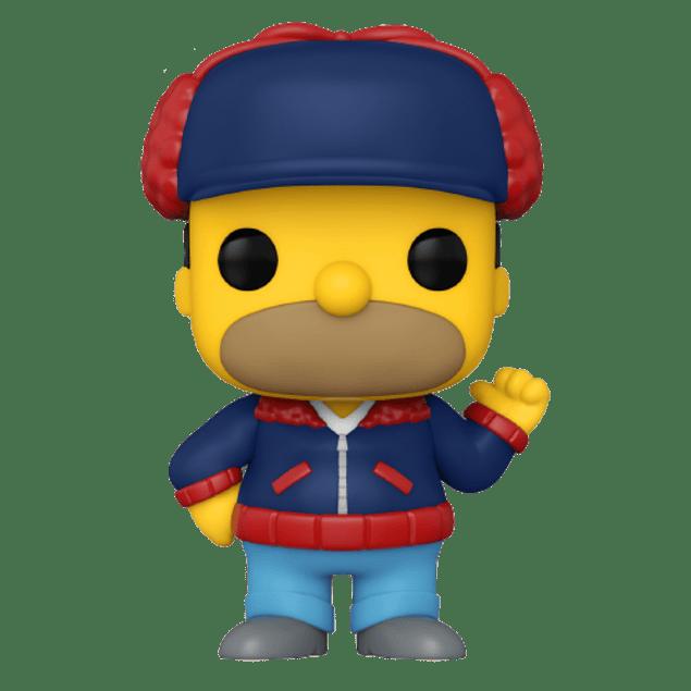 Mr Plow Funko Pop The Simpsons 910 Hot Topic