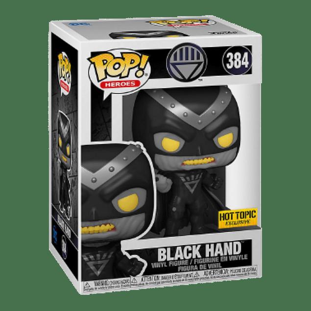 Black Hand Funko Pop DC Comics 384 Hot Topic