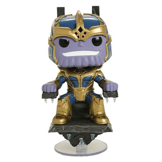 Thanos With Throne Funko Pop Marvel Studios 331 Hot Topic