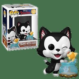 Figaro With Cleo Funko Pop Pinocchio 1025