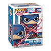 The Atom Funko Pop Justice League 389 Wondrous Con 2021